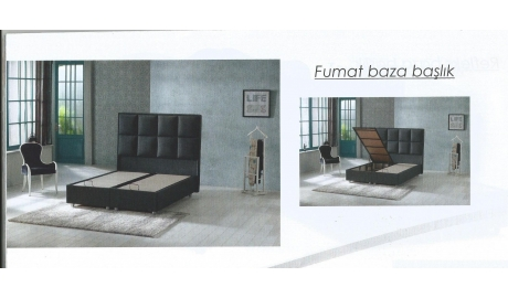 180*200 BAZA ve BAŞLIK SET FUMAT